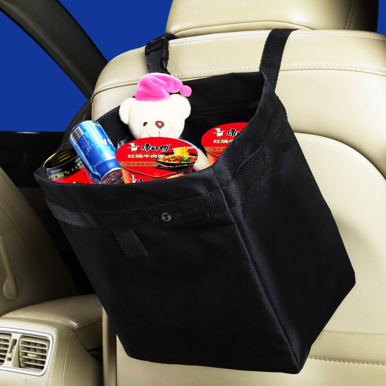 Auto Accessories Headlight Bulbs Car Gifts Trash Can