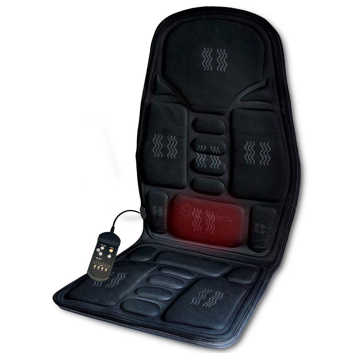 Zone Tech 2 In 1 Car Seat Cushion