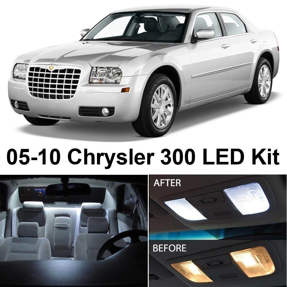 Auto Accessories Headlight Bulbs Car Gifts Chrysler