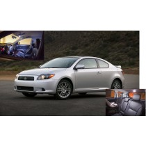 Scion TC 2005-2007 WHITE Interior LED Package (7 Pieces)