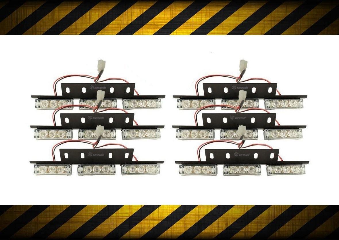 Auto Accessories | Headlight bulbs | Car Gifts Zone Tech Amber 54x ...