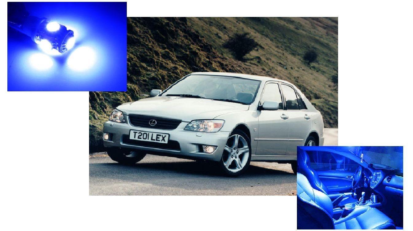 Auto Accessories Headlight Bulbs Car Gifts Lexus IS300