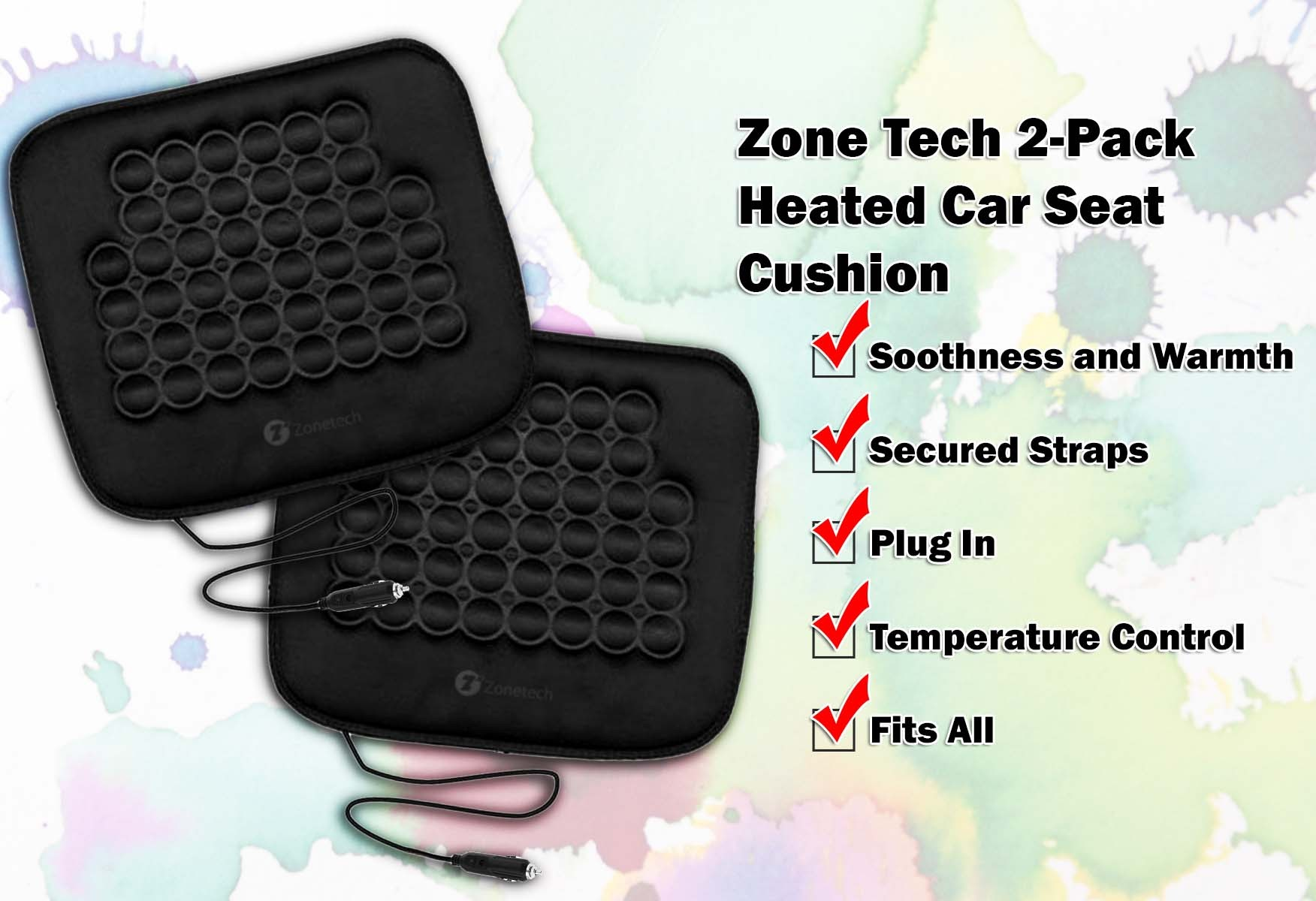 Heater Warmer Pad 2 Pack Click To Enlarge